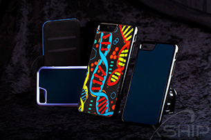 XShip Case Photoshoot (3/24/2017) - NightMind Studio Shot #1